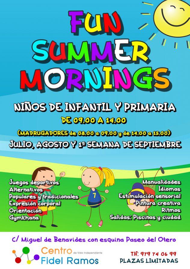 Fun Summer Mornings